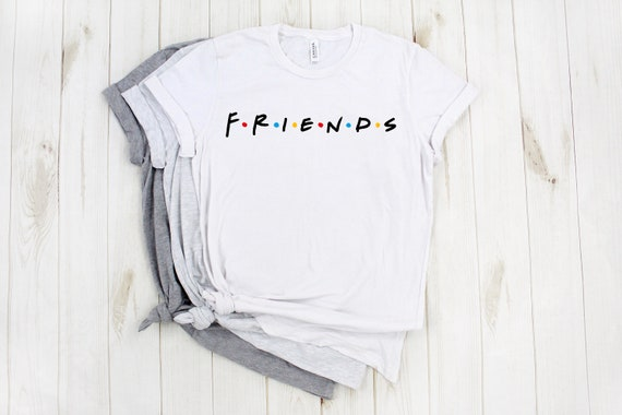 Friends tshirt, friends, friends tv show, friends tshirt, Friends tee, womens tshirt