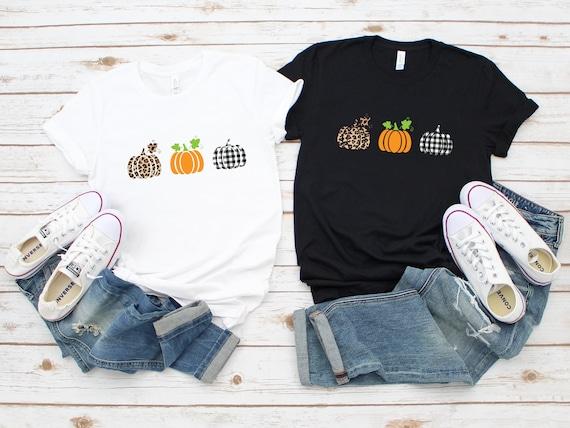 Pumpkin Trio t-shirt