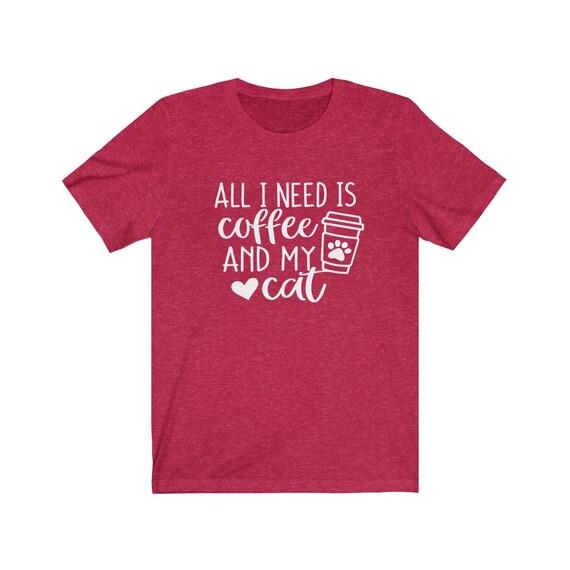 Cat lover Shirt, Cat Mom Shirt, Cat Shirt, Cat Lover, Mother's Day Gift For Mom, Cat Lover Gift, Cat Shirt, Cat Mama T-Shirt