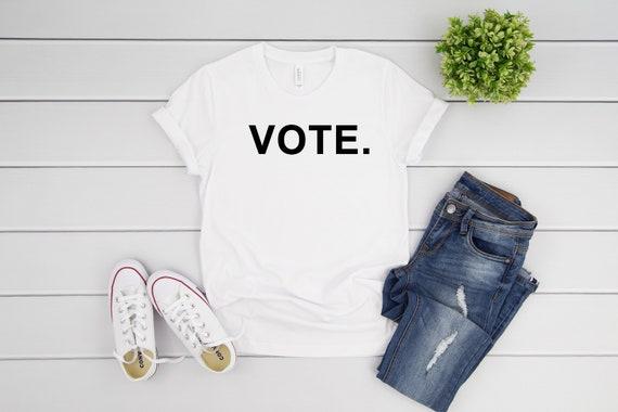 Vote tshirt US Election shirt Election tshirt Republican tshirt Democrat tshirt vote graphic Tee adult unisex America shirt