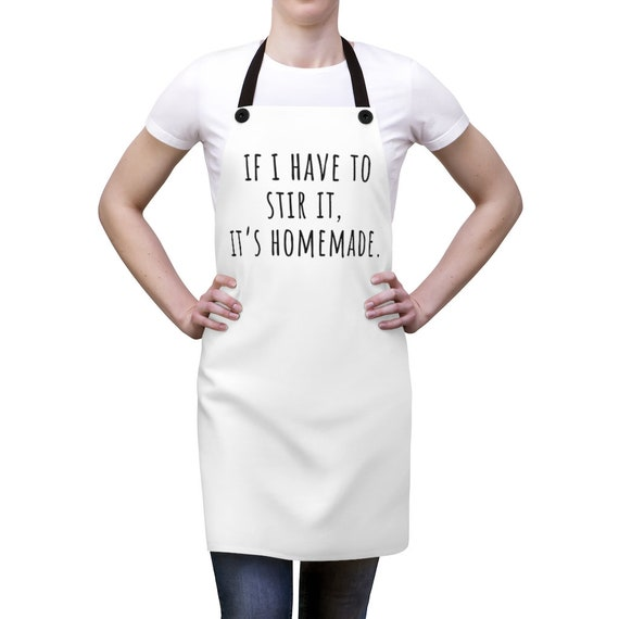 Personalized Apron funny apron, personalized gift for her, custom aprons for women hostess gift ideas baking gifts