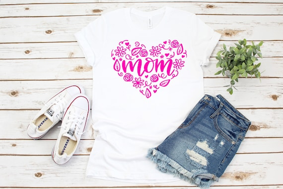 Mother's Day Love T-Shirt, mother's day gift, gift for mom, mom tshirt, mom tee, shirt for mom, mother's day gifts, mom tees, tshirt for mom