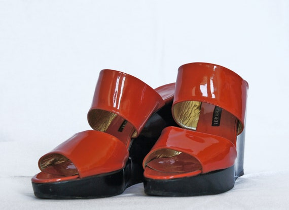 Sandal high heel