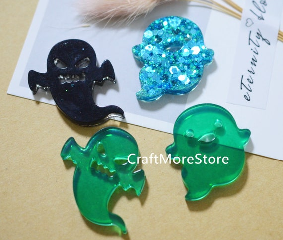12 Styles Durable Silicone Resin Mold DIY Jewelry Pendant Earrings Making Mould