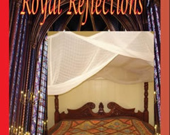 Royal Reflections Quilt Embroidery CD