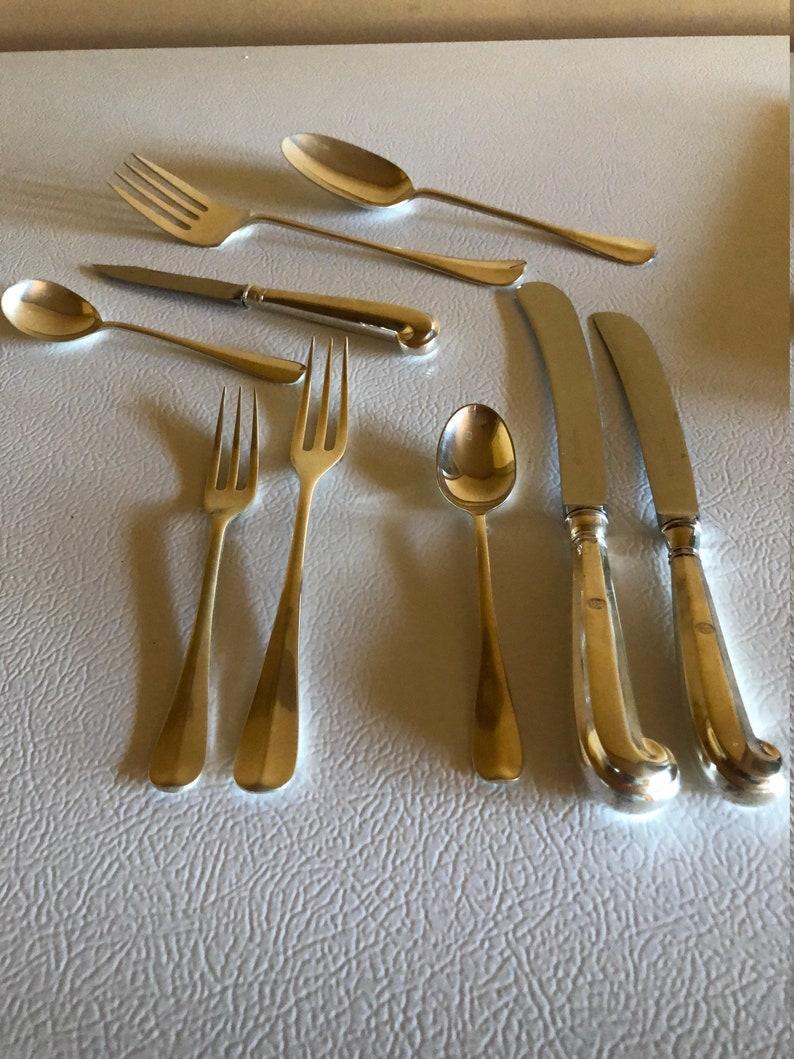 39 pcs STIEFF STERLING vêtements plats - portion