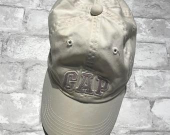 206b67527d6 90s Vintage Gap baseball hat