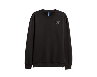 Los angeles raiders football Retro Sweater Sweatshirt top 5672beaadd76
