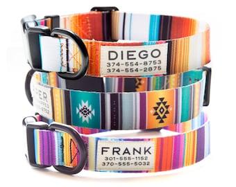 Personalized Dog Collar | Customized | Personalize | Custom | Tribal