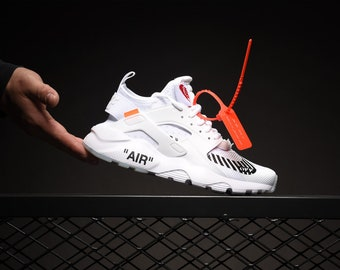 6d17a345e28e Custom Off-White Nike Huarache Ultra s