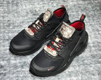 buy popular 10de4 7a95d Nike Air Huarache Ultra x Gucci