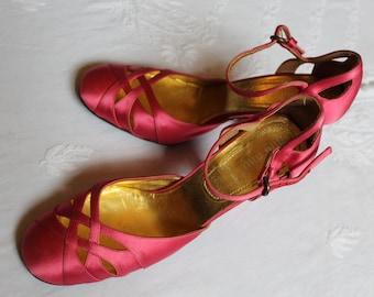 8968d60ae35b Miu Miu satin shoes -------- SOLD