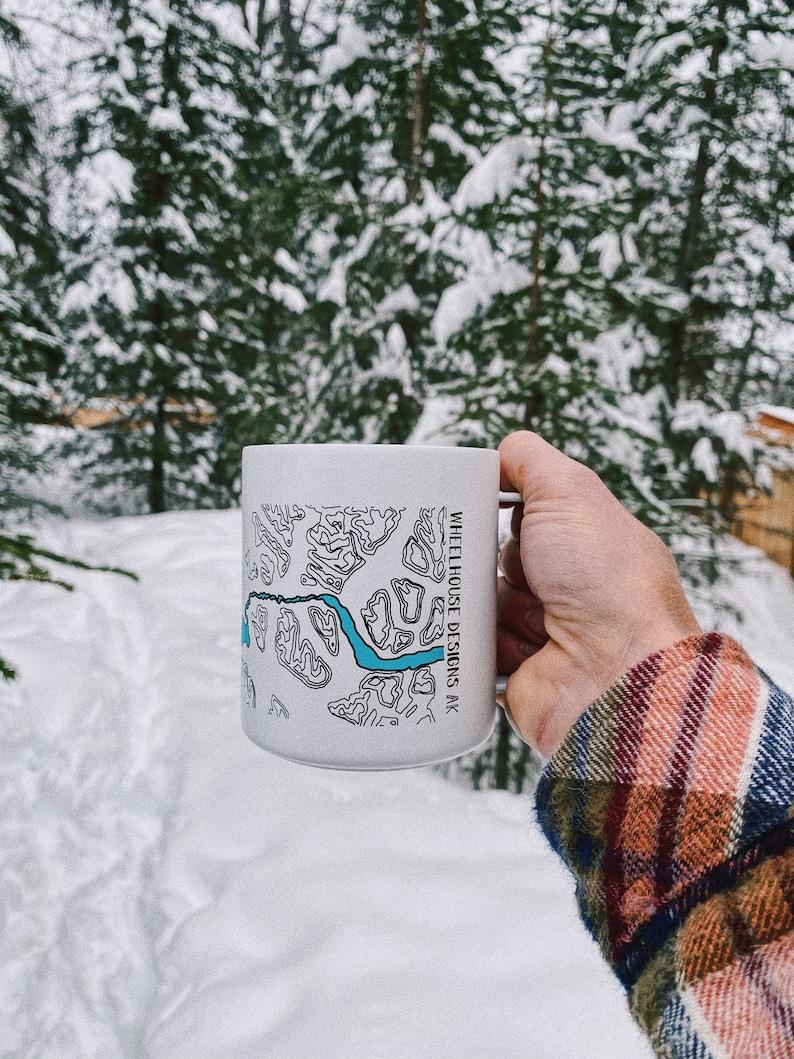 Wheelhouse Designs Miir Camp Mugs Kenai River Mug Alaska image 0
