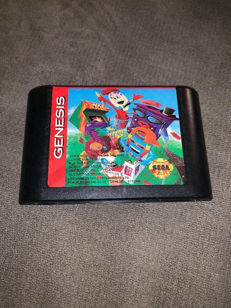 Fun N Games Sega Genesis