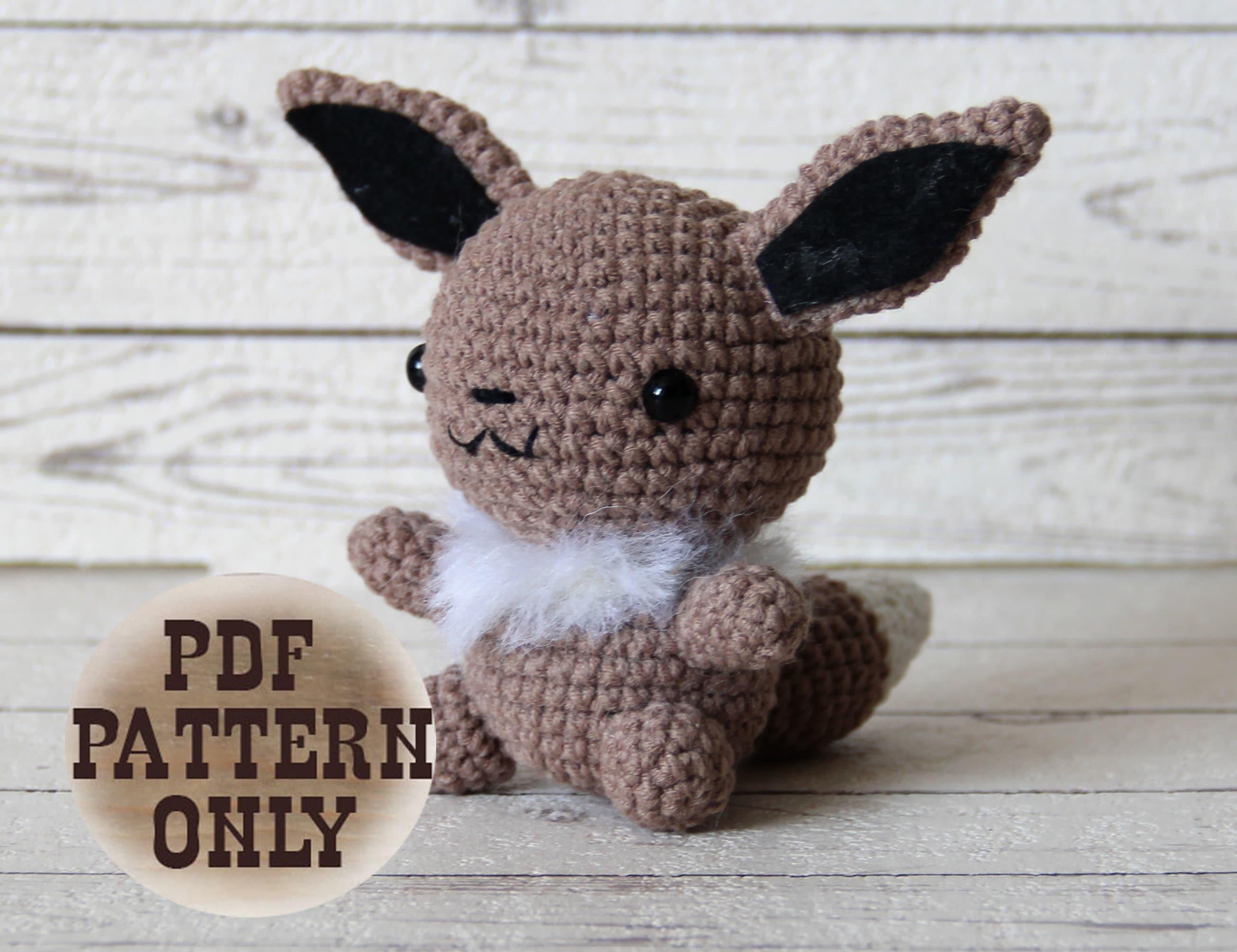 17 Pokemon Crochet Patterns You'll Adore | FaveCrafts.com | 2010x2612
