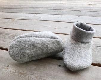Woolwalk Shoes - Grey