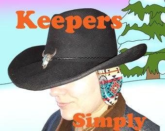 Cowboys ear warmers  c773526a2a5