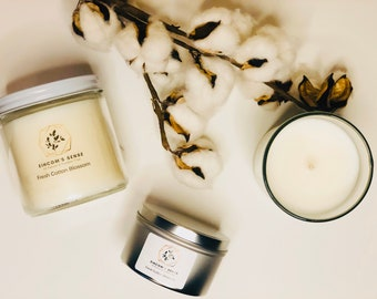 Scented Candles | Hand poured | Wholesale Candles | Candles in Jars | Lavender Candle | BlackOwned Candle Shop | Custom Mourning Candle