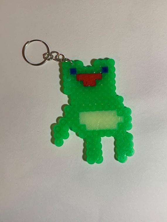 Animal Crossing Froggy Chair Keychain Etsy