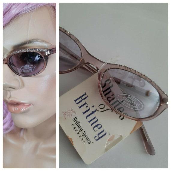 Vintage Deadstock Britney Spears Sunglasses 2000 N