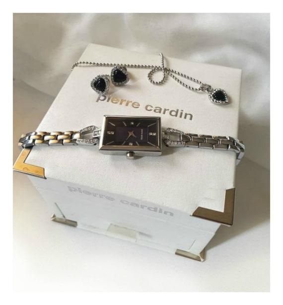 Vintage Pierre Cardin Watch Fully Working,  Jewell