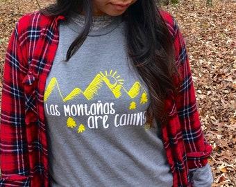 Las Montañas are calling