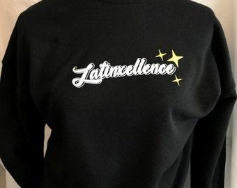 Latinxellence Women Crewneck