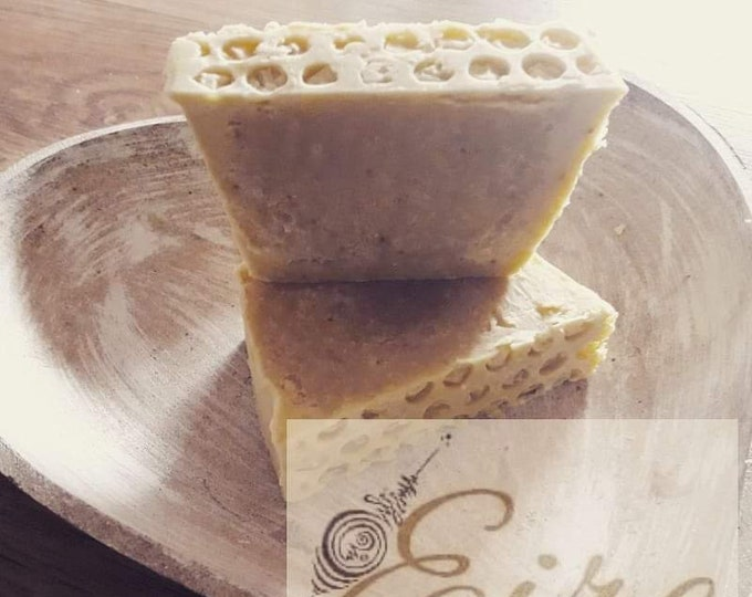 Honey soap and propolis