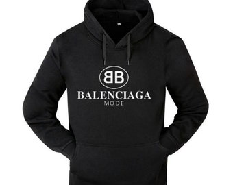 Balenciaga BB Inspired Hoodie a2451baffd7