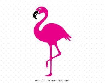 Flamingo svg | Etsy