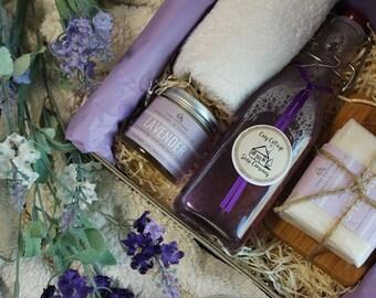 47699fc5 Loveliest Lavender Gift Box
