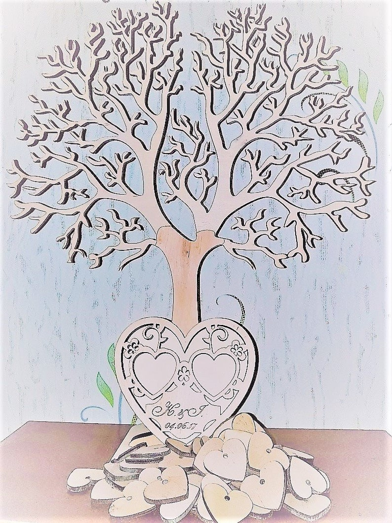 Vector Plan Tree Of Desires Cut Template Pattern Laser Cutting File Svg Files For Laser Cut Plywood Dxf Files For Laser Cnc Vector Active