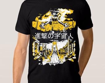 087dee783 Sailor Moon And Queen Nehelenia T-Shirt, Anime Shirt, Men's Women's All  Sizes