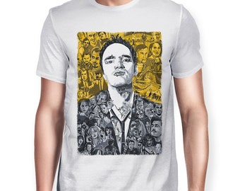 b18c6c2bd14c Quentin Tarantino Movies Original Art T-Shirt