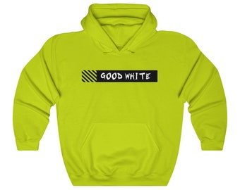 2ef2a956 GOOD WHITE Lil Peep & Lil Tracy WitchBlades inspired Unisex Heavy Blend  Hooded Sweatshirt