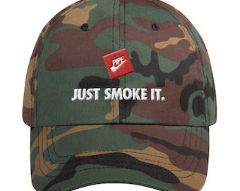 Pipe - Just Smoke It - Pipe Smoker trucker hat by Relight Pipe Gear