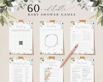 baby shower games boy