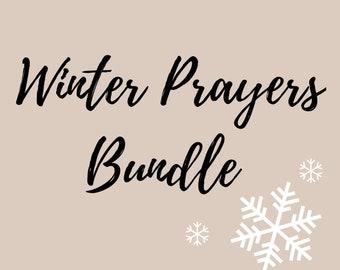Winter Prayers Bundle