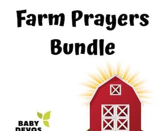 Farm Prayers Bundle