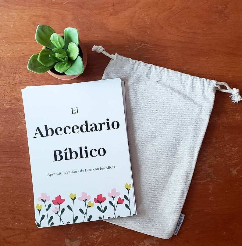 El Abecedario Bíblico image 0