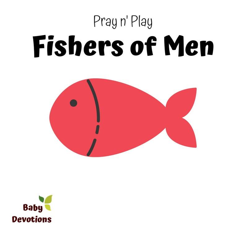 Fishers of Men Pray n' Play Pack image 0