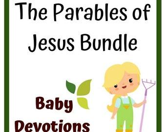The Parables of Jesus Bundle