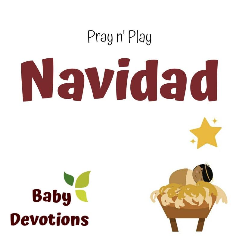 Pray n' Play Navidad image 0