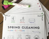 Spring Cleaning Chart