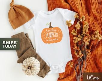 Pumpkin Baby Onsie Foodie Clothing for Babies