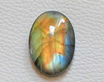 Natural Labradorite for sale multi fire Labradorite cabochon loose gemstone labradorite cabochon 60.45 Carat best for jewelry