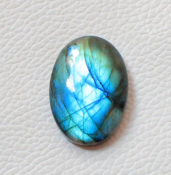 AAA++Blue Fire Labradorite golden Fire Labradorite Cabochon Loose Gemstone 39.80 Cts Square Shape Best For silver pendant Wire wrap Jewelry
