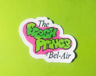 Will smith Fresh prince of bel-Air wafer or Icing edible Round Cake topper