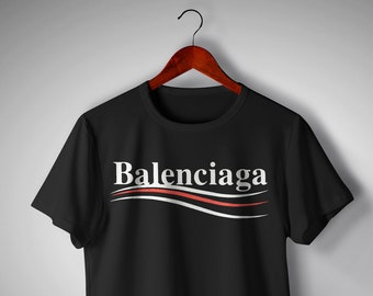 9e3915030e46 Stylish Balenciaga Paris Fashion T-shirt, Paris high fashion for women &  men, Balenciaga high quality t-shirt
