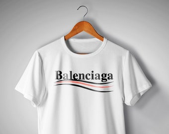 edbc4a6c2 Stylish Quality Balenciaga Paris Fashion T-shirt, Paris high fashion for  women & men, Balenciaga high quality t-shirt